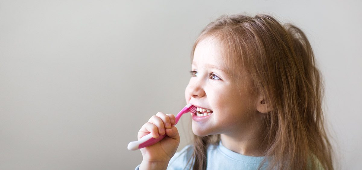 Manchas dientes niños